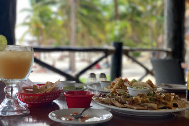 beachfront vacation rental, playa caribe akumal, riviera maya